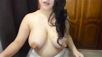 Exquisite wife getting double fucked
