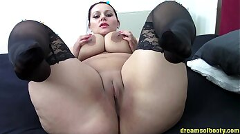 bbw stocking muff of german black guy who is very hot