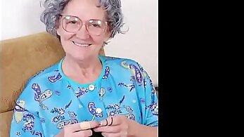 filly shake sensually to your grandma