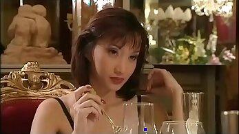 Amazing pornstar Bella Jun gets her loose peach t-fucked