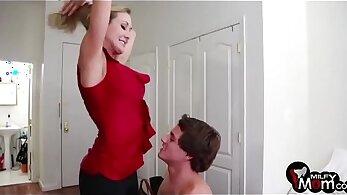 Taina Falcon in Brandi Love awesome sex video