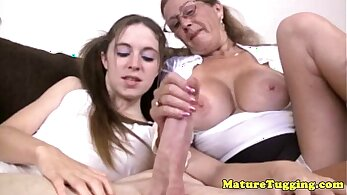 Chubby Granny Dogg needs dick, her target is filled