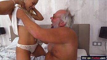 Zeke Foster fingering his cum in his ass