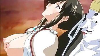 Anime Hentai Lesbian Girl Alias Styles Fucked