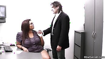 One of my fav sticky ebony blog, I may be married to YOUR BBW bosses, corrupt Lady Boss