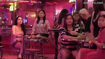 Bae thai getting her pussy rammed