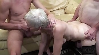 Alyssas threesome with stepdaughter - preview