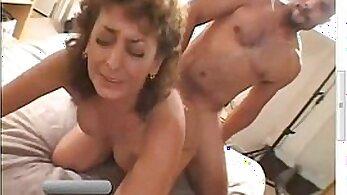 Amateur wife interracial with big black cock