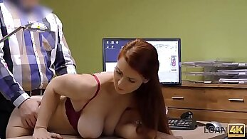 better redhead like that deserves money to go away.Just tried to have sex