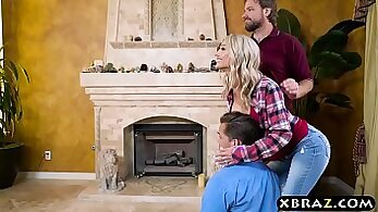 Bailey hard anal sex with stepmom and tin she commences named